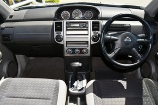 2005 Nissan X-Trail T30 II ST Silver 4 Speed Automatic Wagon