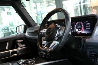 2018 Mercedes-Benz G-Class W463 809MY G63 AMG SPEEDSHIFT 4MATIC Grey 9 Speed Sports Automatic Wagon.