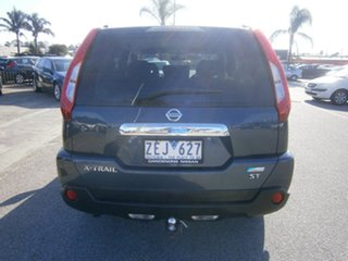 2012 Nissan X-Trail T31 Series IV ST 2WD Blue 1 Speed Constant Variable Wagon
