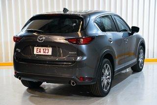 2020 Mazda CX-5 KF4W2A Akera SKYACTIV-Drive i-ACTIV AWD Grey 6 Speed Sports Automatic Wagon