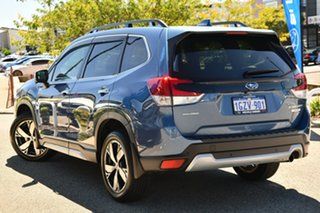 2020 Subaru Forester S5 MY20 Hybrid S CVT AWD Horizon Blue 7 Speed Constant Variable Wagon Hybrid.