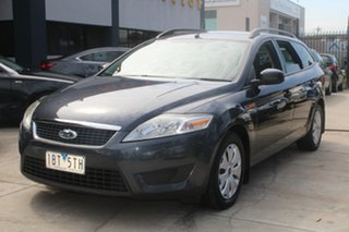 2010 Ford Mondeo MB LX Grey 6 Speed Automatic Wagon