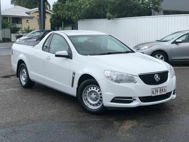 Used Holden Ute VF II MY16 Ute Chermside, 2015 Holden Ute VF II MY16 Ute White 6 Speed Sports Automatic Utility