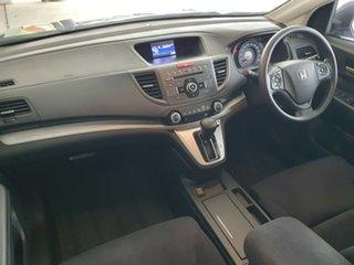 2013 Honda CR-V RM VTi Blue 5 Speed Automatic Wagon