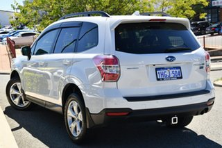 2015 Subaru Forester S4 MY15 2.0D-L CVT AWD Crystal White 7 Speed Constant Variable Wagon.