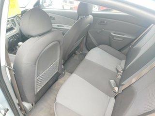 2009 Kia Rio JB MY09 LX Silver 4 Speed Automatic Hatchback