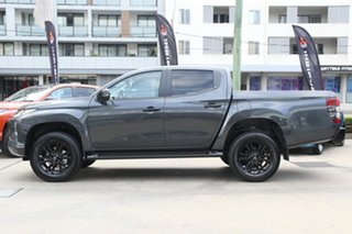 2021 Mitsubishi Triton MR MY21 GSR Double Cab Graphite Grey 6 Speed Sports Automatic Utility