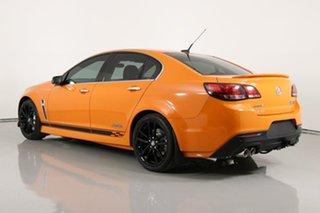 2014 Holden Commodore VF SS-V Redline Orange 6 Speed Automatic Sedan