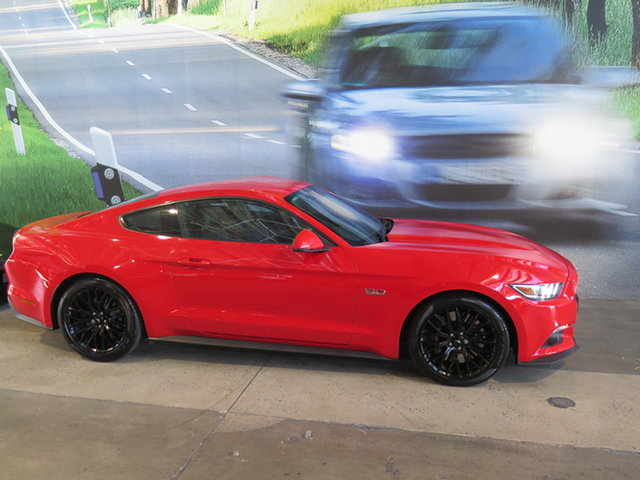 Used Ford Mustang FM Fastback GT 5.0 V8 Osborne Park, 2016 Ford Mustang FM Fastback GT 5.0 V8 Red 6 Speed Automatic Coupe