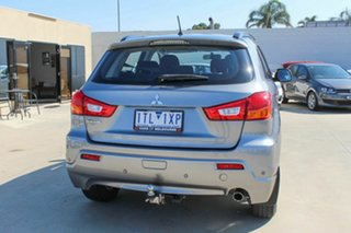 2011 Mitsubishi ASX XA MY11 2WD Brown 5 Speed Manual Wagon