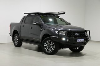 2019 Ford Ranger PX MkIII MY19.75 Wildtrak 3.2 (4x4) Grey 6 Speed Automatic Double Cab Pick Up.