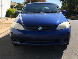 2005 Holden Viva JF 4 Speed Automatic Hatchback