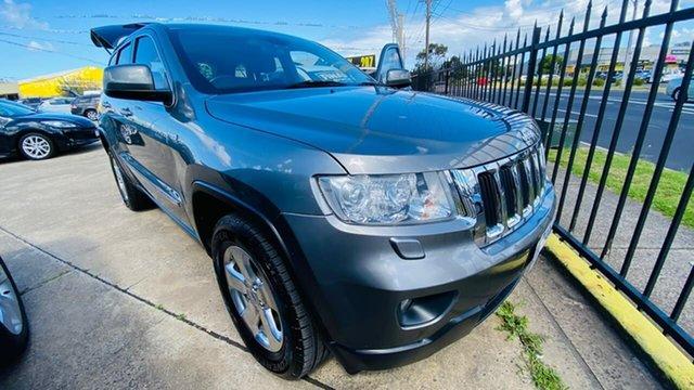 Used Jeep Grand Cherokee WK MY2012 Laredo Maidstone, 2012 Jeep Grand Cherokee WK MY2012 Laredo Grey 5 Speed Sports Automatic Wagon