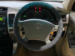 2005 Toyota Landcruiser Prado KZJ120R GXL Gold 4 Speed Automatic Wagon