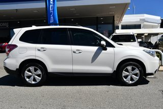 2015 Subaru Forester S4 MY15 2.0D-L CVT AWD Crystal White 7 Speed Constant Variable Wagon