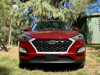 2019 Hyundai Tucson TL3 MY19 Active X 2WD Gemstone Red/charcoa 6 Speed Automatic Wagon