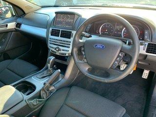 2013 Ford Falcon FG MkII XR6 Turbo White 6 Speed Sports Automatic Sedan