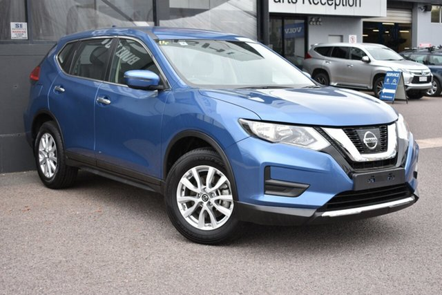 Used Nissan X-Trail T32 Series II ST X-tronic 2WD Phillip, 2019 Nissan X-Trail T32 Series II ST X-tronic 2WD Blue 7 Speed Constant Variable Wagon