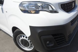 2021 Peugeot Expert K0 MY20 150 HDi SWB White 6 Speed Automatic Van.