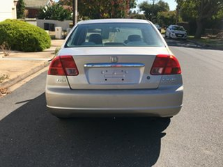 2001 Honda Civic 7th Gen GLi 5 Speed Manual Sedan