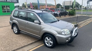2005 Nissan X-Trail Bronze Manual Wagon.