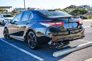 2018 Toyota Camry GSV70R SX Black 8 Speed Sports Automatic Sedan.