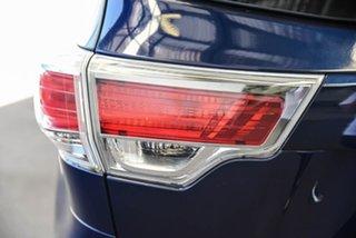 Toyota Kluger Dynamic Blue Wagon