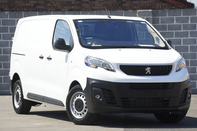 New Peugeot Expert K0 MY20 150 HDi SWB Gateshead, 2021 Peugeot Expert K0 MY20 150 HDi SWB White 6 Speed Automatic Van