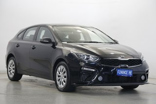 2019 Kia Cerato BD MY19 S Black 6 Speed Sports Automatic Hatchback