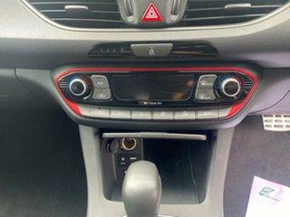 2017 Hyundai i30 PD MY18 SR D-CT Premium Phoenix Orange 7 Speed Sports Automatic Dual Clutch