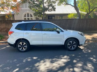2017 Subaru Forester S4 MY18 2.0D-L CVT AWD Crystal Pearl 7 Speed Constant Variable Wagon