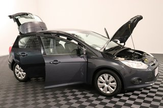 2014 Ford Focus LW MkII MY14 Ambiente Midnight Sky 5 speed Manual Hatchback