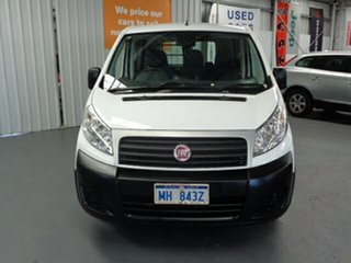 2015 Fiat Scudo Low Roof LWB White 6 Speed Manual Van.