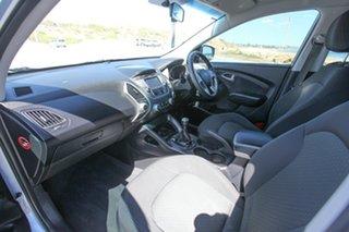 2012 Hyundai ix35 LM2 Active Blue 5 Speed Manual Wagon