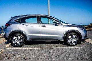2020 Honda HR-V MY21 VTi-S Silver 1 Speed Constant Variable Hatchback.