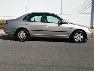 2001 Honda Civic 7th Gen GLi 5 Speed Manual Sedan.