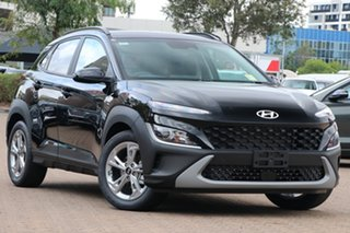 2021 Hyundai Kona Os.v4 MY21 Active 2WD Phantom Black 8 Speed Constant Variable Wagon.