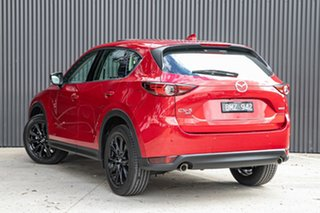 2021 Mazda CX-5 CX-5 K 6AUTO GT SP PETROL TURBO AWD Soul Red Crystal Wagon