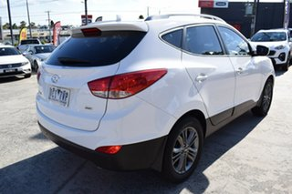 2013 Hyundai ix35 LM2 Elite AWD White 6 Speed Sports Automatic Wagon