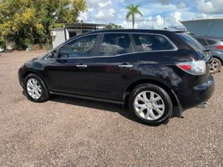 2007 Mazda CX-7 LUXURY Black 4 Speed Auto Active Select Wagon.