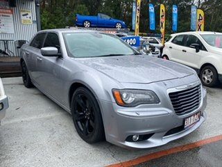 2013 Chrysler 300 MY12 S Silver 8 Speed Automatic Sedan.