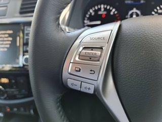 2020 Nissan Navara D23 S4 MY20 ST-X Brilliant Silver 7 Speed Sports Automatic Utility