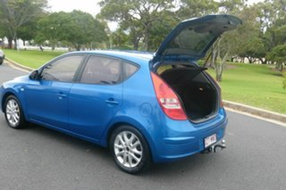 2010 Hyundai i30 FD MY10 SLX Blue 5 Speed Manual Hatchback