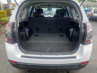 2011 Holden Captiva CG Series II 7 SX White 6 Speed Sports Automatic Wagon