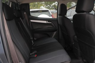 2013 Isuzu D-MAX MY12 LS Crew Cab 4x2 High Ride Grey 5 Speed Sports Automatic Utility