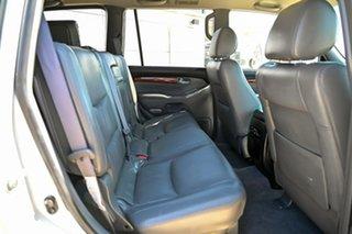 2007 Toyota Landcruiser Prado GRJ120R VX Silver 5 Speed Automatic Wagon