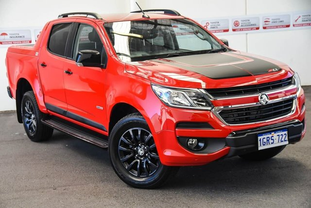 Pre-Owned Holden Colorado RG MY18 Z71 (4x4) Rockingham, 2018 Holden Colorado RG MY18 Z71 (4x4) 6 Speed Automatic Crew Cab Pickup