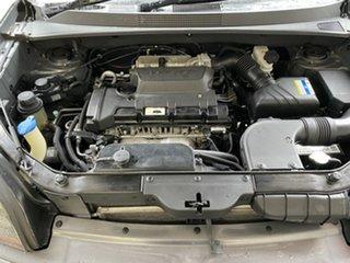 2009 Hyundai Tucson JM MY09 City SX Grey 5 Speed Manual Wagon