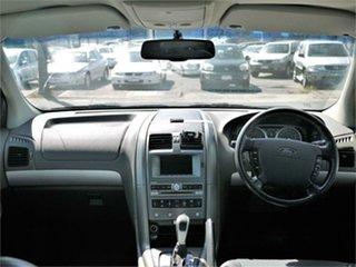 2008 Ford Territory SY Ghia Blue Sports Automatic Wagon
