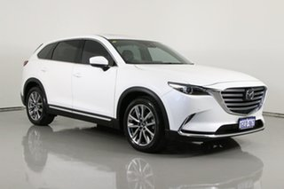 2017 Mazda CX-9 MY16 Azami (FWD) White 6 Speed Automatic Wagon.